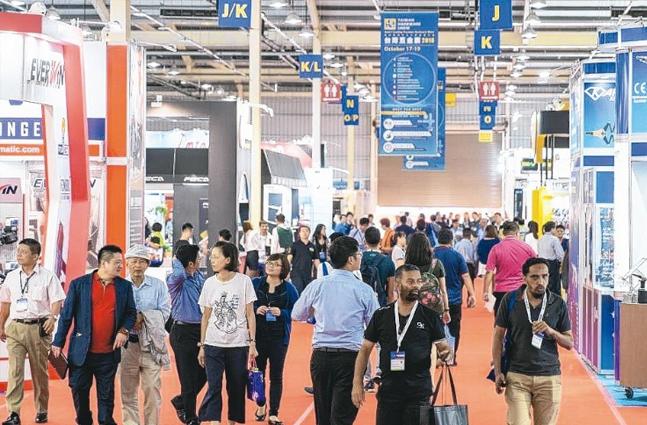 台湾五金展,助行业再创新高!